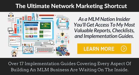 MLM Nation Insider Banner