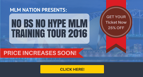 MLM Training Tour Banner