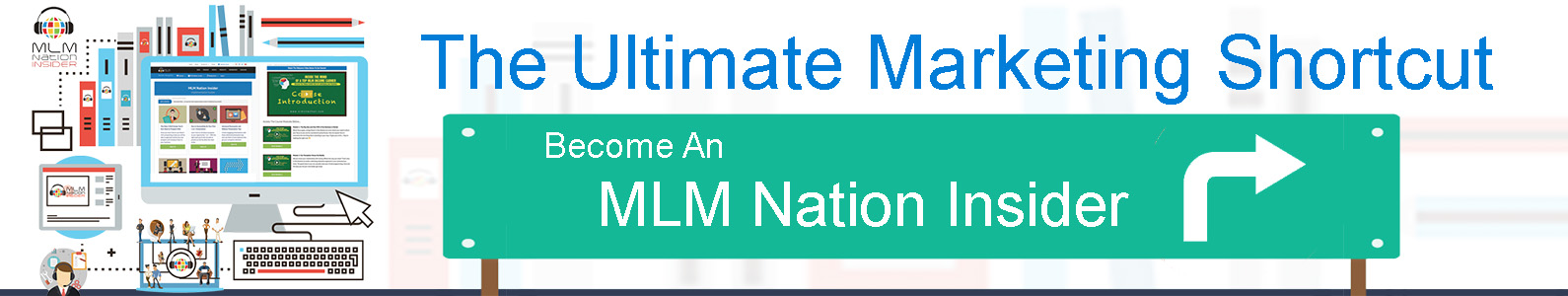 Become an MLM Nation Insider today
