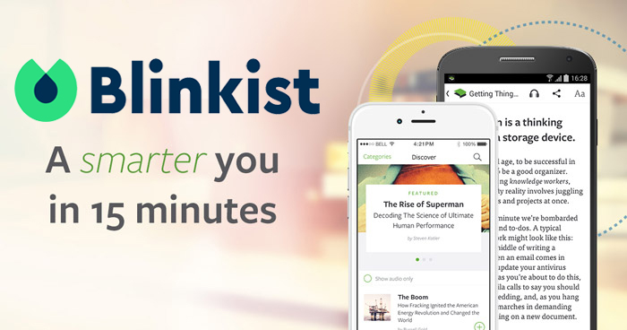 Blinkist Free Trial