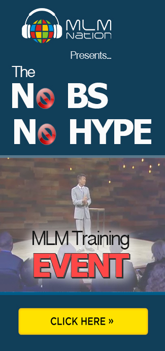 No BS No HYPE MLM Training Event