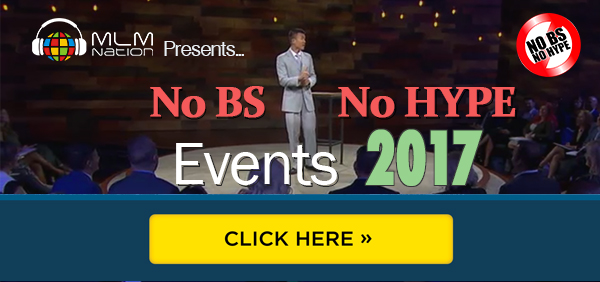 Get Your No BS No Hype Tickets